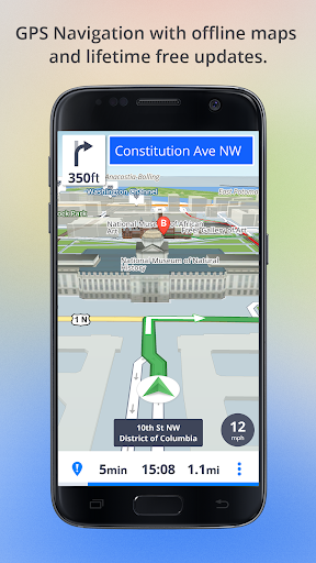 Offline Maps & Navigation 17.7.0 screenshots 1
