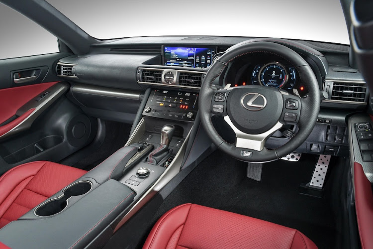 The interior gets a few upgrades including a new 10.3 inch multimedia screen on some models.