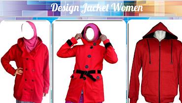 Women Jacket Design - screenshot thumbnail 02