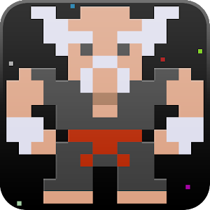 Galaga:TEKKEN Edition for PC and MAC