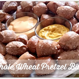 Whole Wheat Pretzel Bites.