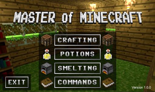 Master of Minecraft