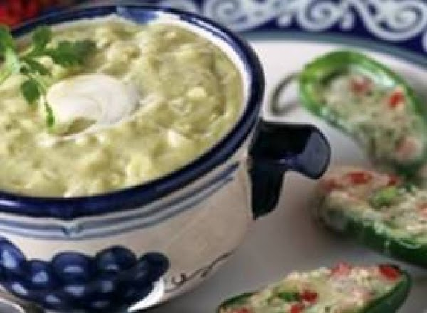 Cilantro Spinach Dip Recipe