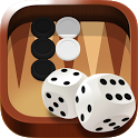 VIP Backgammon Free : Play Backgammon Online icon