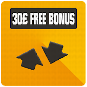 Mobile 30£ Bonus Account