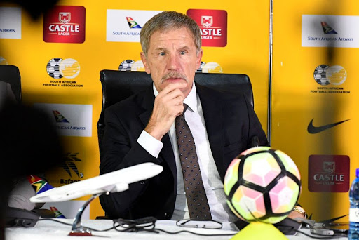 Few surprises in Bafana coach Stuart Baxter's training squad