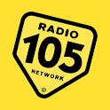 Radio 105 icon