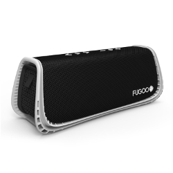 FUGOO Sport XL - Portable Rugged Waterproof Wireless Bluetooth Speaker 35 Hrs Battery Life with Built in Speakerphone