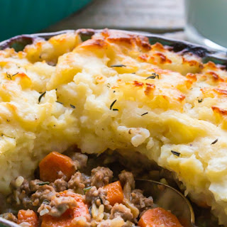 Gluten Free Shepherds Pie Recipe