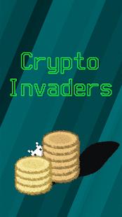 Crypto Invaders - Bitcoin / Altcoin portfolio - náhled