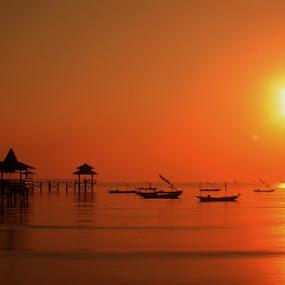 fisher village..... by RIO DJOENED - Landscapes Sunsets & Sunrises
