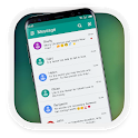 Green Theme for Android 9 icon