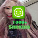 Everglow Mia Stickers icon