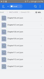 XML to JSON Converter - náhled