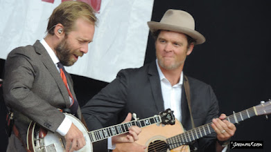 Photo: The Steep Canyon Rangers are one of those bands that I did not expect, and that I won't easily forget.
