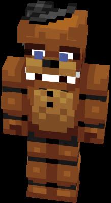Freddy Fazbear Nova Skin