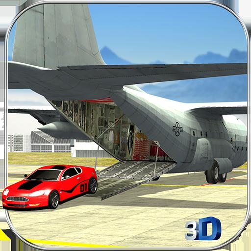 Airplane Pilot Car Transporter (game)