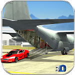 Airplane Pilot Car Transporter Apk