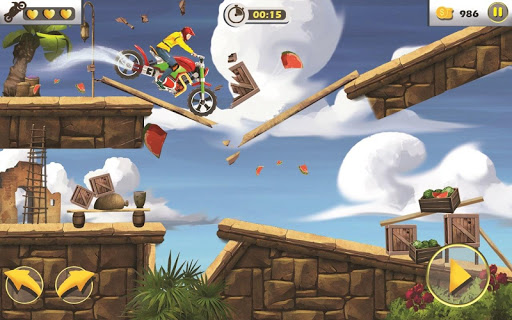 Rush To Crush New Bike Games screenshot 3