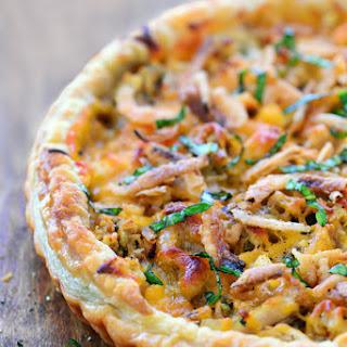 Thanksgiving Pizza.
