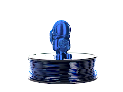 Translucent Blue MH Build Series PETG Filament - 2.85mm (1kg)
