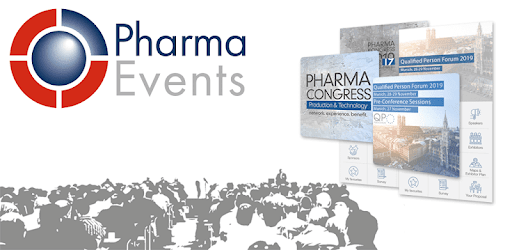 Pharma Events is an app for GMP and GDP Compliance Trainings and Conferences.