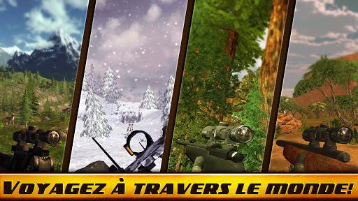 Wild Hunt: 3D Sport Hunting Games. Jeu de chasse.  captures d'u00e9cran 2