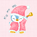 Baby Blue Christmas Sticker Pack by Pomelo Tree icon