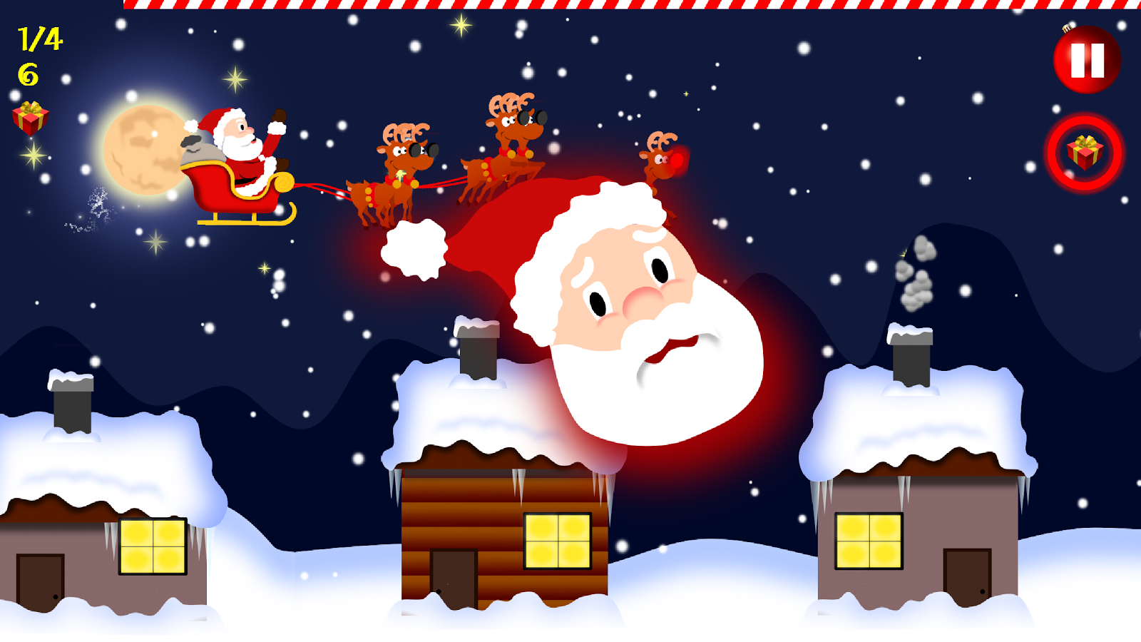 Santa Gifts- screenshot