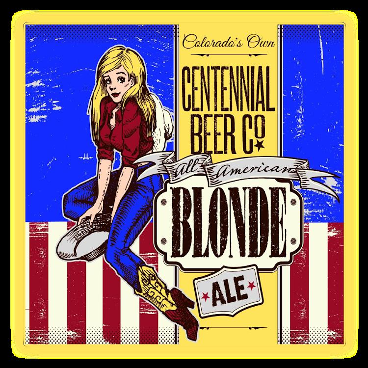 Logo of Centennial All American Blonde
