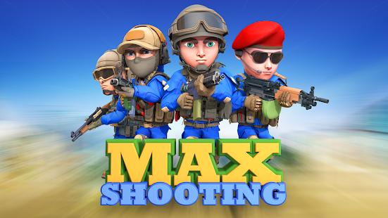 Max Shooting- صورة مصغَّرة للقطة شاشة