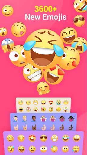 Facemoji Emoji Keyboard:GIF, Emoji, Keyboard Theme 2.1.9.3 screenshots 2