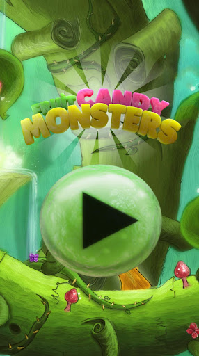 Candy Monsters - Pop The Fruit Candy Juice Crush - screenshot