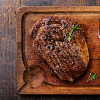 Rosemary Florentine Steak.