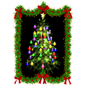 Christmas Tree 3D Wallpaper icon