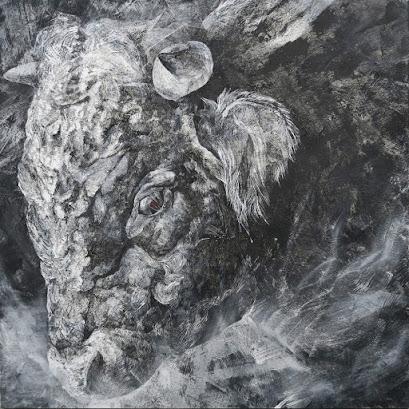 【受賞報告】絵画研究室専任講師が「新日春展」にて入選しました。