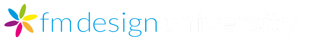 FM Design University Logo Transparent