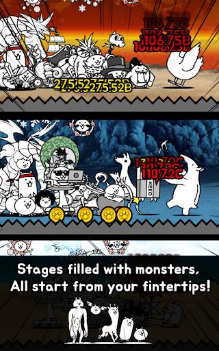 Battle Cats Rangers 1.4.2 screenshots 10