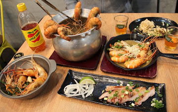水明蝦-紅頭泰國蝦平價料理