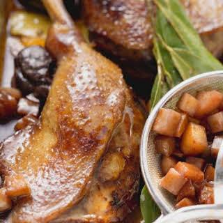 Goose Leg Recipes.