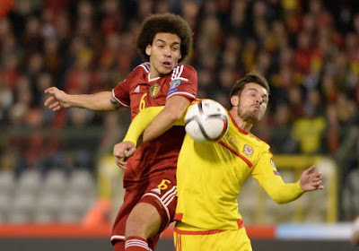 """Witsel: """"On n'a pas si mal joué"""""""