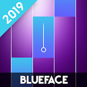Blueface Piano Tiles 2019 icon