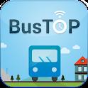 하차 알람되는 서울버스, 경기버스 - 버스탑 icon