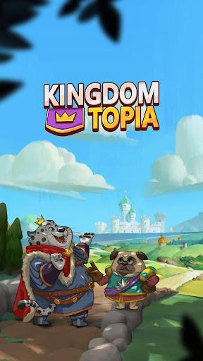 Kingdomtopia: Idle Animal Tycoon screenshots 1