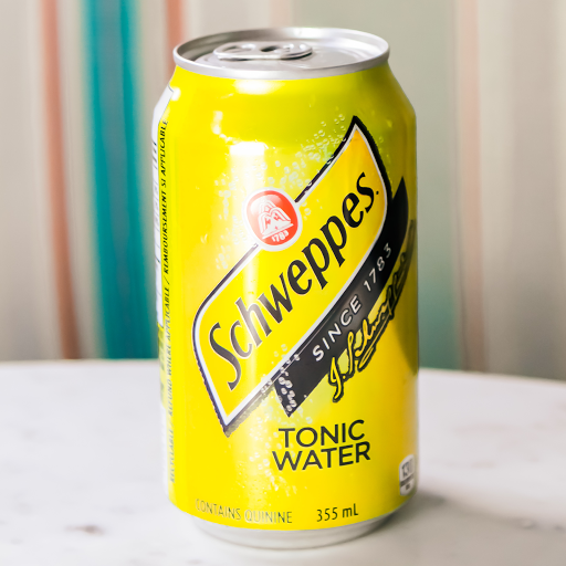 Canned Tonic Water