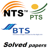 NTS bts pts Solved Papers