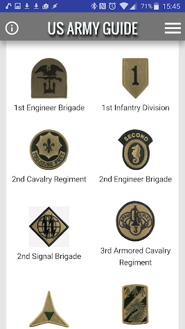 Army Guide Screenshot