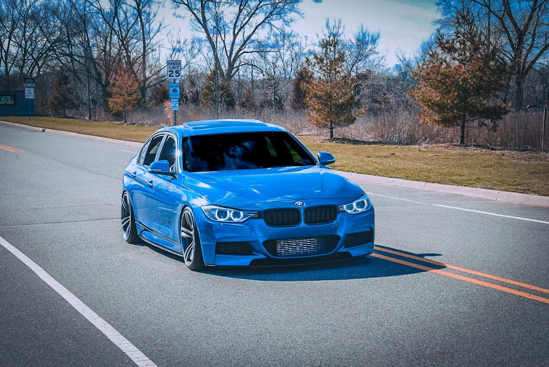 2017 Bmw 335i >> Slammed 335i M-sport photoshoot - Desktop background worthy?? :)