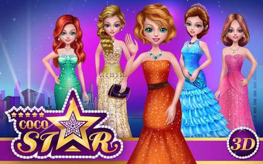 Coco Star: Fashion Model 1.3.2 screenshots 1