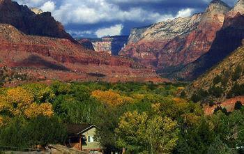 Canyon Vista Lodge